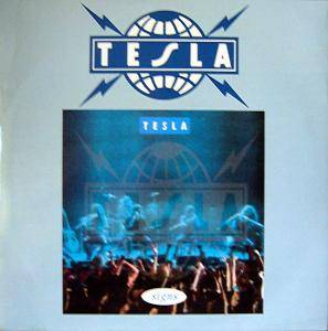 Tesla: Signs - Cover