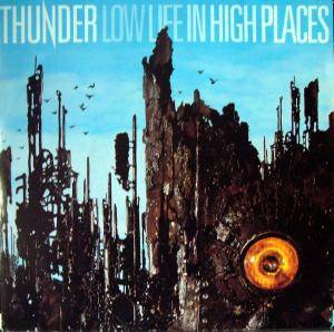 Thunder: Low Life In High Places - Cover