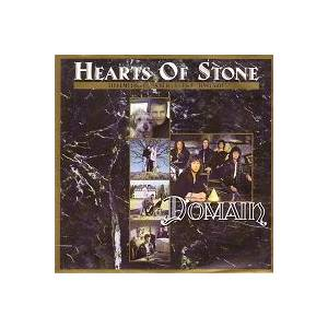 Domain: Hearts Of Stone - Cover