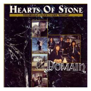 Cover - Domain: Hearts Of Stone