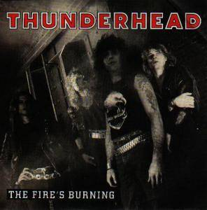 Cover - Thunderhead: Fire's Burning, The