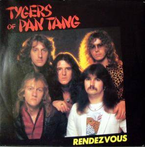 Tygers Of Pan Tang: Rendezvous - Cover