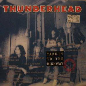 Cover - Thunderhead: Take It To The Highway