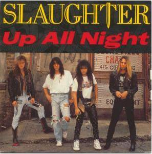 Cover - Slaughter: Up All Night