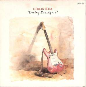 Chris Rea: Loving You Again - Cover