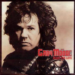 Gary Moore: Ready For Love - Cover