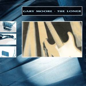 Gary Moore: Loner, The - Cover