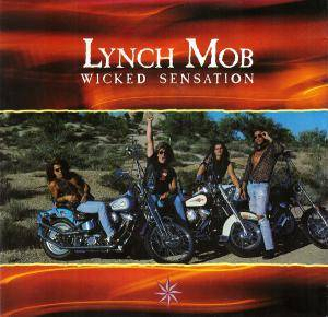 Cover - Lynch Mob: Wicked Sensation