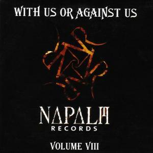 With Us Or Against Us Volume VIII - Cover