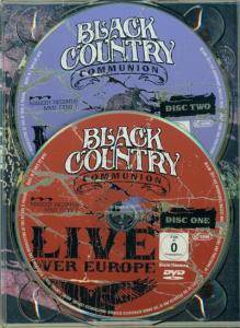Black Country Communion: Live Over Europe (2-DVD) - Bild 3