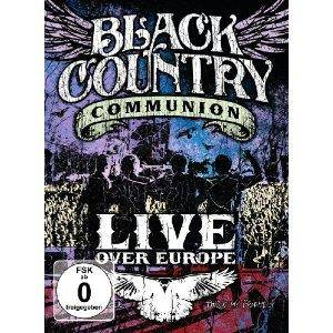 Black Country Communion: Live Over Europe (2-DVD) - Bild 1