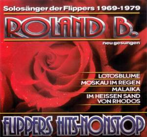 Cover - Roland B.: Flippers Hits-Nonstop