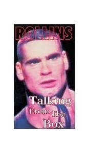 Cover - Henry Rollins: Talking From The Box
