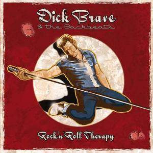 Dick Brave And The Backbeats: Rock'n' Roll Therapy - Cover