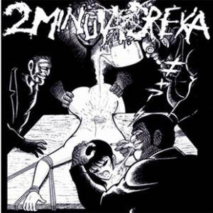 2 Minuta Dreka: I Just Sharted / When Pain Becomes Pleasure You Should Beg For Suffering - Cover