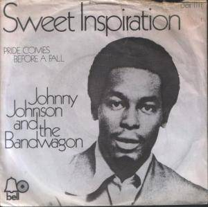 Cover - Johnny Johnson And The Bandwagon: Sweet Inspiration