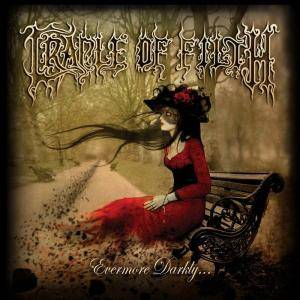 Cradle Of Filth: Evermore Darkly... - Cover