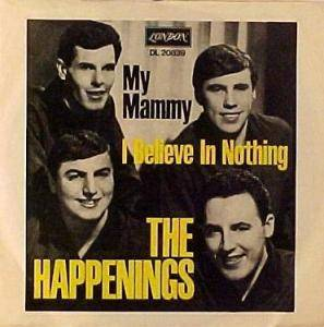 Cover - Happenings, The: My Mammy