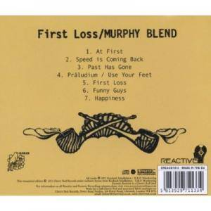 Murphy Blend: First Loss (CD) - Bild 2