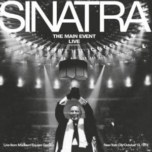 Frank Sinatra: Main Event, The - Cover