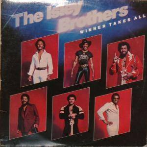 The Isley Brothers: Winner Takes All - Cover