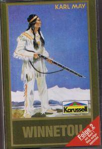 Karl May: Winnetou 1 - Cover
