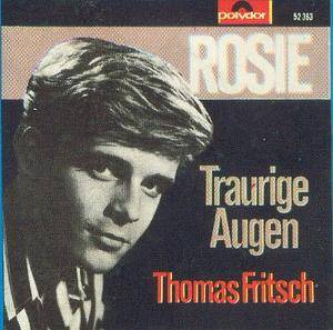 Thomas Fritsch: Rosie - Cover