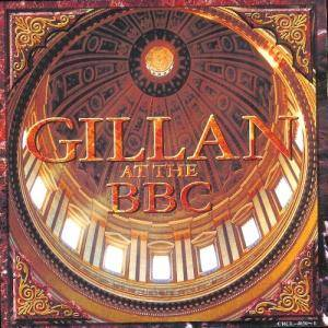 Gillan: Gillan At The BBC - Cover