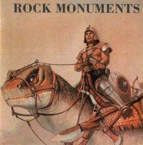 Cover - Billy Satellite: Rock Monuments