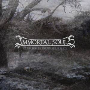 Immortal Souls: IV: The Requiem For The Art Of Death - Cover
