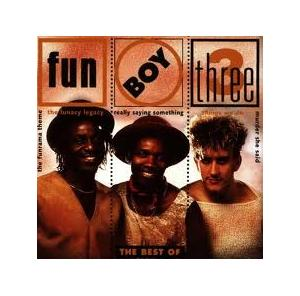Fun Boy Three: Best Of, The - Cover
