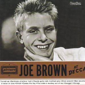 Cover - Joe Brown: Picture Of Joe Brown, A