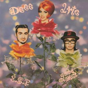 Deee-Lite: Good Beat - Cover
