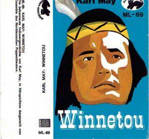 Karl May: Winnetou - Cover