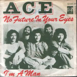 Cover - Ace: No Future In Your Eyes