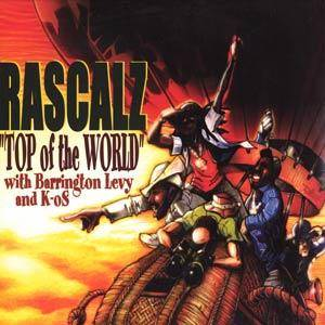Cover - Rascalz: Top Of The World