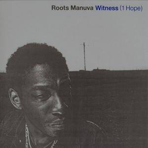 Cover - Roots Manuva: Witness (1 Hope)