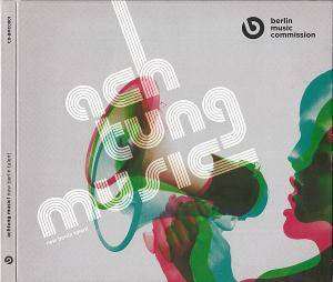 Cover - Bodi Bill: Berlin Music Commission - Achtung Music!: New Berlin Talent