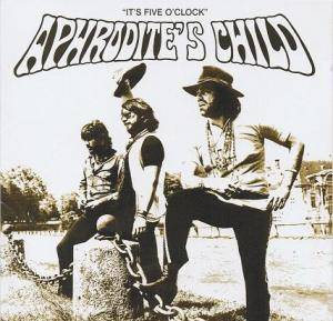 Cover - Aphrodite's Child: It's Five O'Clock