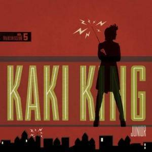 Cover - Kaki King: Junior