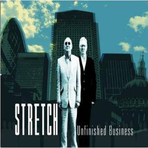 Cover - Stretch: Unfinished Business