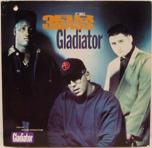 Cover - 3rd Bass: Gladiator