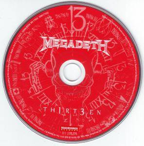 Megadeth: TH1RT3EN (CD) - Bild 3