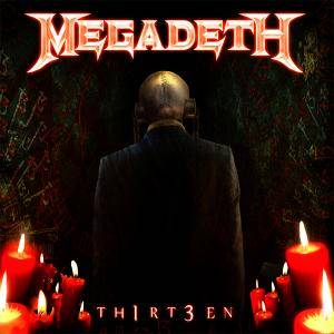 Megadeth: TH1RT3EN - Cover