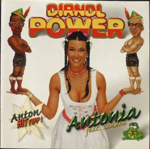 Cover - Antonia Feat. Sandra: Dirndlpower