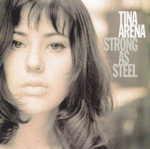 Cover - Tina Arena: Strong As Steel