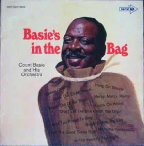 Cover - Count Basie & His Orchestra: Basie's In The Bag