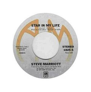 Cover - Steve Marriott: Star In My Life
