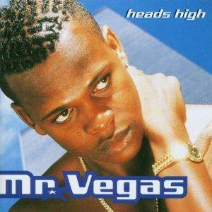 Cover - Mr. Vegas: Heads High