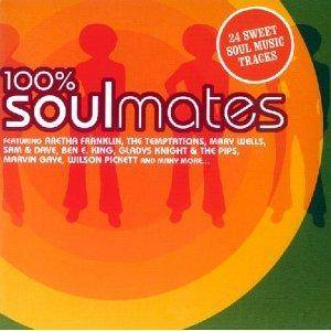 Cover - Martha And The Vandellas: 100% Soulmates